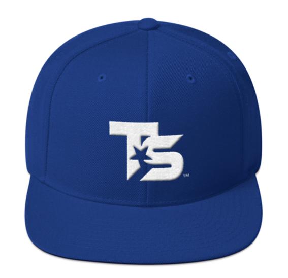 1a77f8586e31b Team Supreme Logo Snapback — Leonard Studios