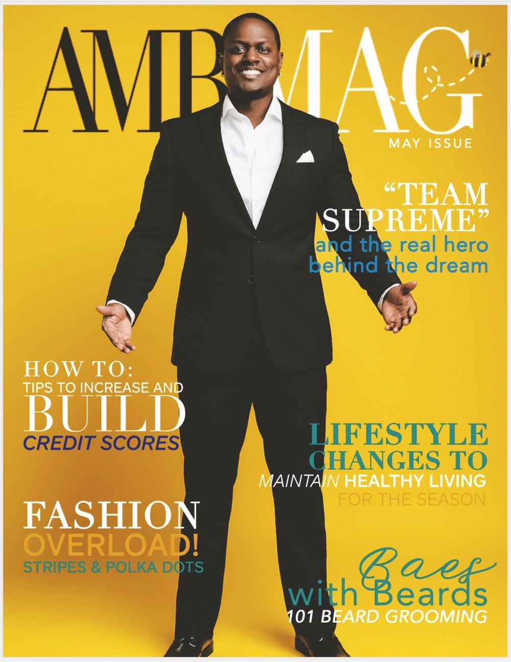 AMBMAG 2018 - https://issuu.com/amb_mag/docs/amb-mag-may-issue