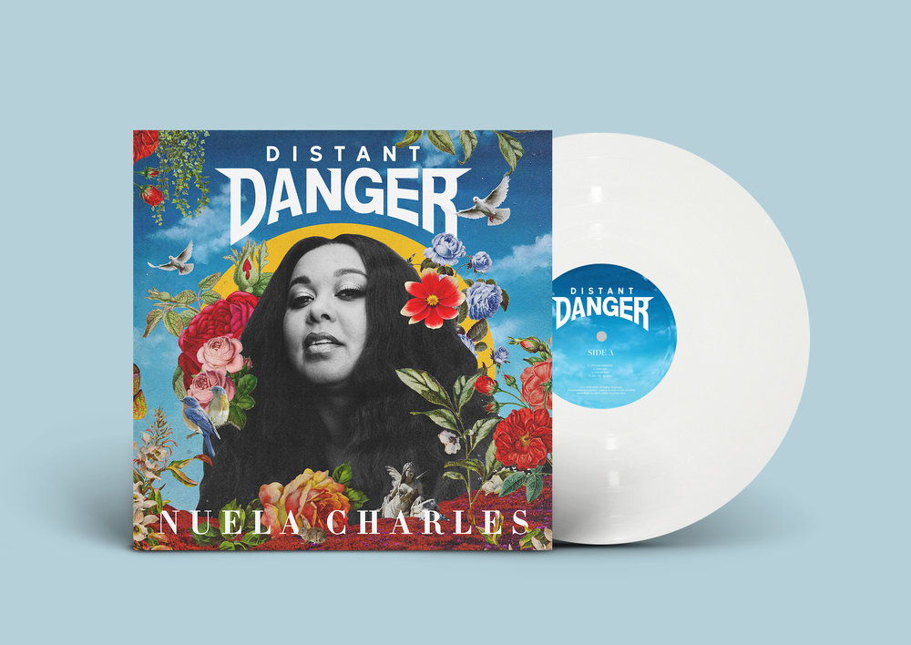 Very excited to let you know that I'll be releasing a DISTANT DANGER (Deluxe Edition) on beautiful white vinyl, featuring 2 brand new unreleased songs this January 2019!  And because our favourite time of the year is coming up, Black Friday/Cyber Monday, I've set up a pre-order to get this beauty at a discounted price.