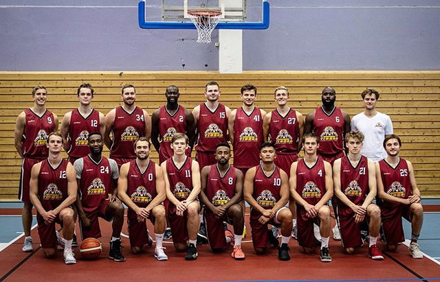 BLNO-menn 18/19 #basketball #blno #tigersnation