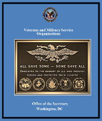 Download the official VA list of Veterans Service Organizations -