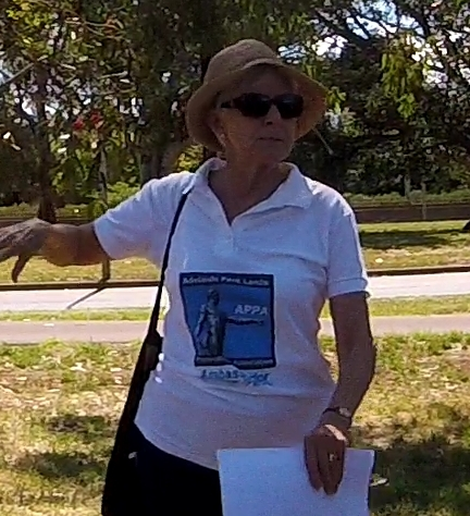 - Our Park Ambassador Rosemary Luke is leading a guided walk through this Park on Sunday 18 November 2018 10am to 11.30amMeet at the corner of Bundey's Rd and MacKinnon Pde.Details here: https://www.facebook.com/events/232076944276884/