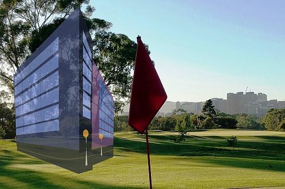 Privatising golf -
