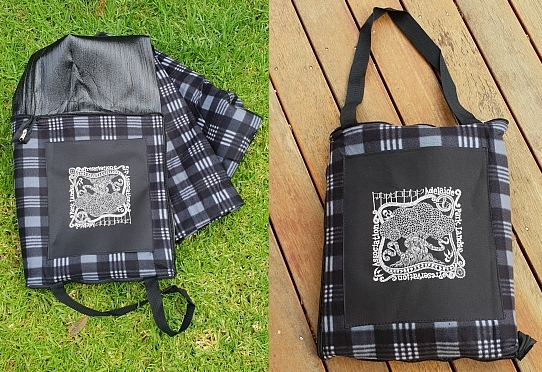 12 finalists - featured in the video above have each won an APPA Retro fleecy picnic blanket 170 x 130 cm (valued at $40)