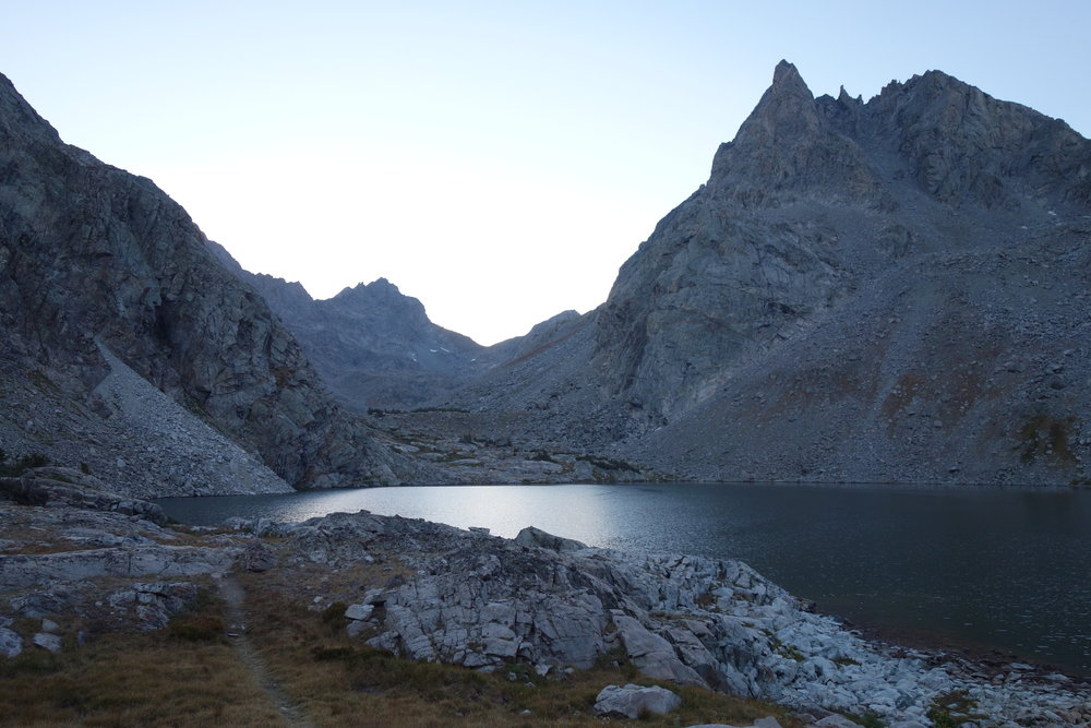 Peak Lake