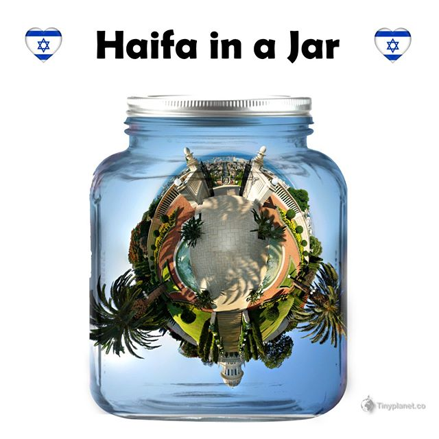 I've had the privilege to shoot 360 in some great places so I thought I'd put out a little tribute to some of my favorite places #InaJar. #Haifa has the best food in Israel and is also home to Maccabi Haifa - my Israeli football team. . . . . . #bahaigardens #bahai  #yalla #visitisrael #instagramisrael #ig_haifa  #instagram_israel #haifacityisrael #haifacity #ilovehaifa #חיפה #crazyview #besuchisrael #visitisrael #israelilife #maccabihaifa