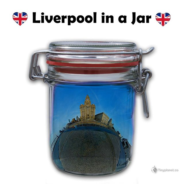 Although I'm not Scouse by birth, I'm definitely Scouse at heart. Here's my #Liverpool #InaJar tribute. YNWA ❤️! . . . . . .#liverbird #scouse #merseyside #visitbritain #exploreuk #uk_ig #igersmersey #igersliverpool #loves_united_england #ukpotd #capturingbritain #visitengland #visitliverpool #itsliverpool #exploreliverpool #RoyalAlbertDockLiv #CultureLiverpool  #LiverpoolONE