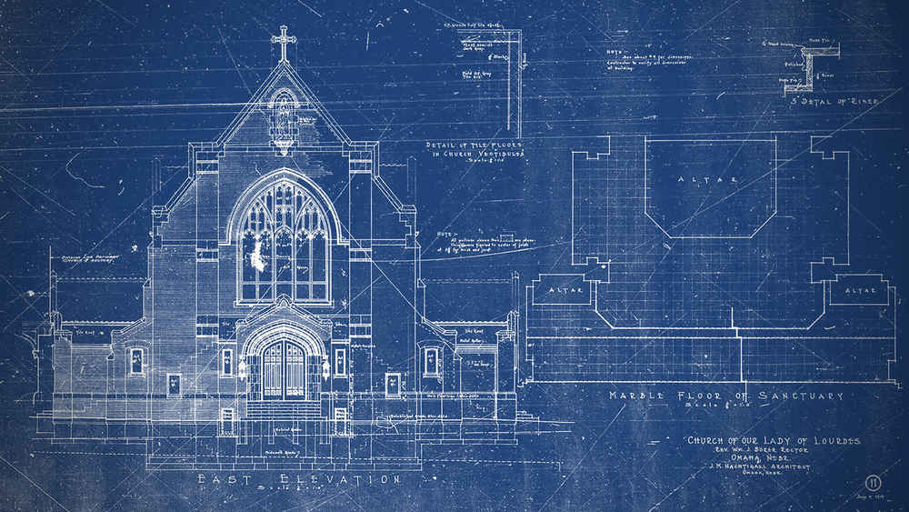 Just dont call them blueprints hiworks this is a blueprint it is quite old as we do not make blueprints anymore malvernweather Choice Image