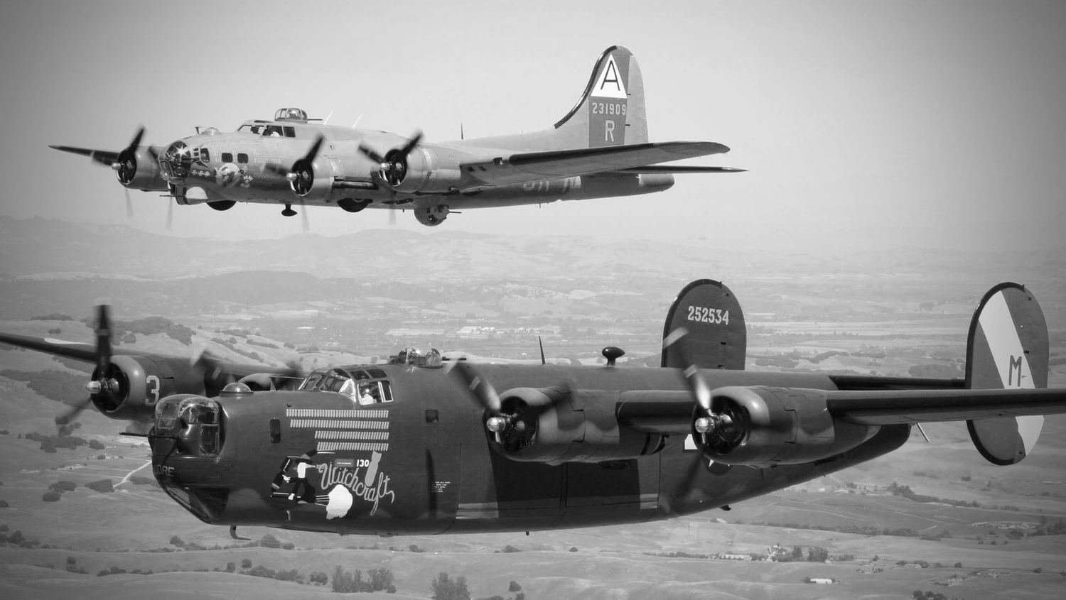 The Flying Fortress And The Flying Boxcar — HiWorks