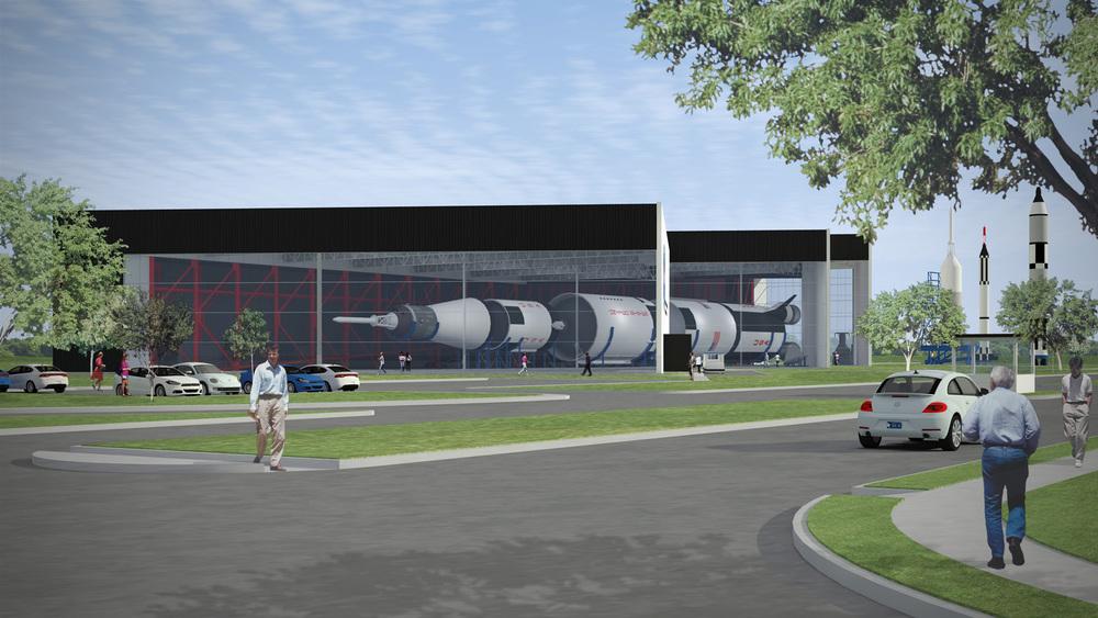 Saturn V Pavilion