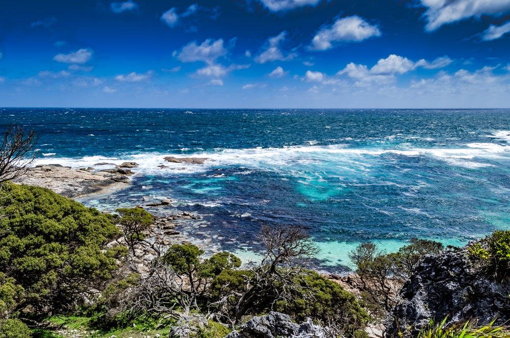 Views from the Leeuwin-Naturaliste Ridge -  Margaret River