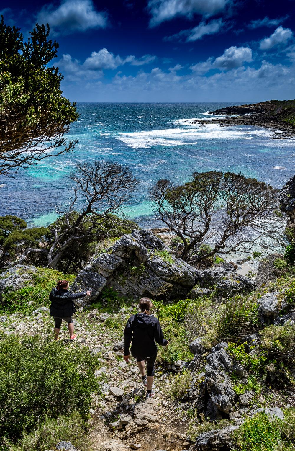 Cape to Cape walking tour