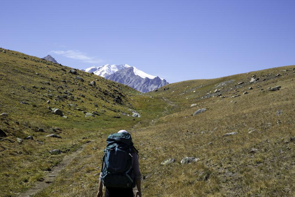 Tavan Bogd National Park, Mongolia.