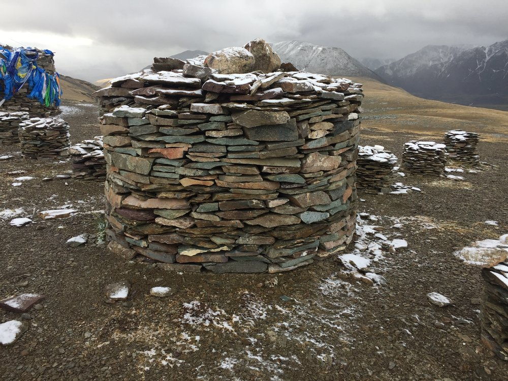 Tavan Bogd National Park - Mongolia