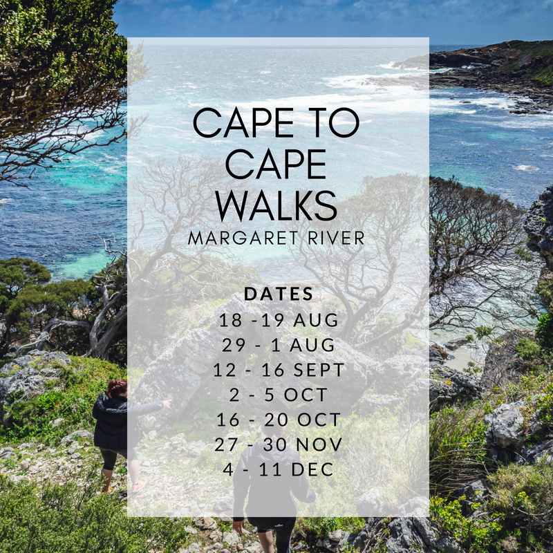 CAPE TO CAPE WALKS 2018