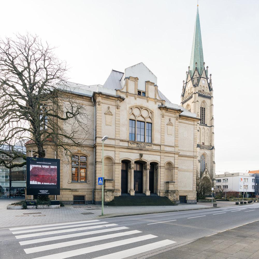Das Osthaus Museum Hagen -