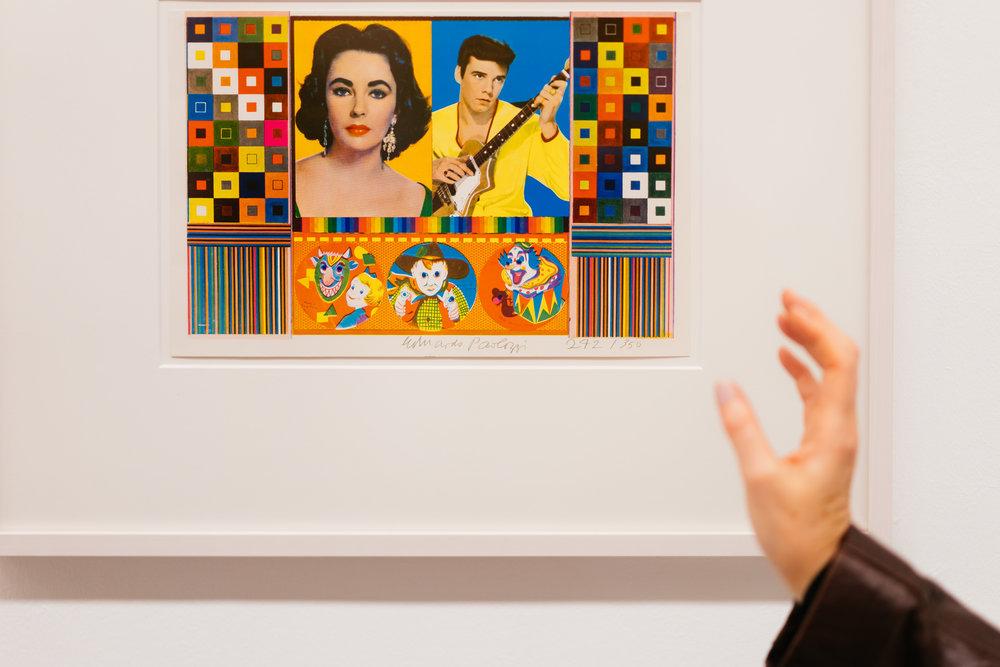 BRITISH POP ART - In der LUDWIGGALERIE gibt es keine Dauerausstellung – stattdessen werden im Jahr mindestens 6 Wechselausstellungen gezeigt.Im großen Haus läuft noch bis zum 12.05. als Hauptausstellung BRITISH POP ART – genau unser Geschmack!