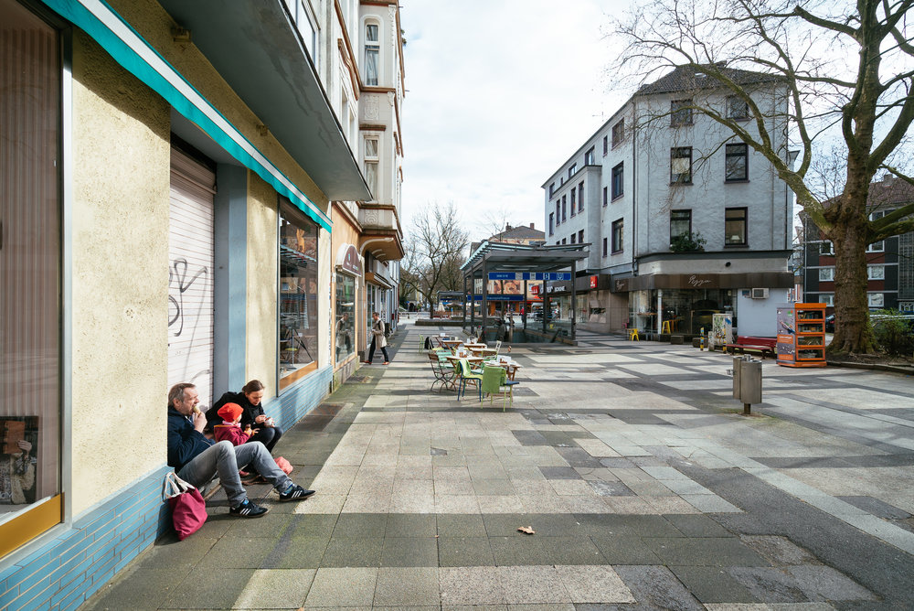Street Life in Ehrenfeld -