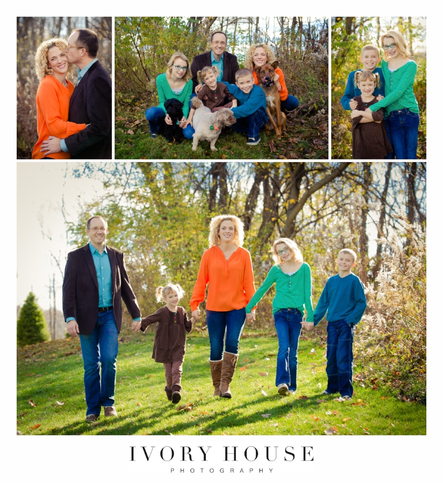 OutdoorFallFamilyPhoto