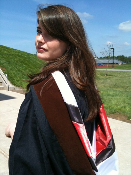 Graduation day from RIT (2011)