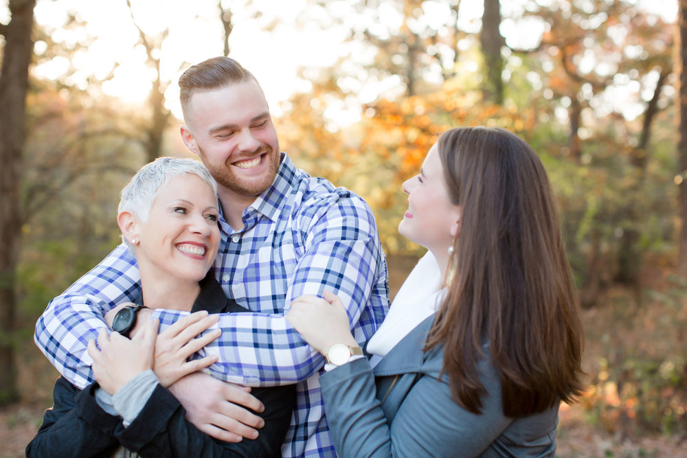 Family Photos - Fall 2017