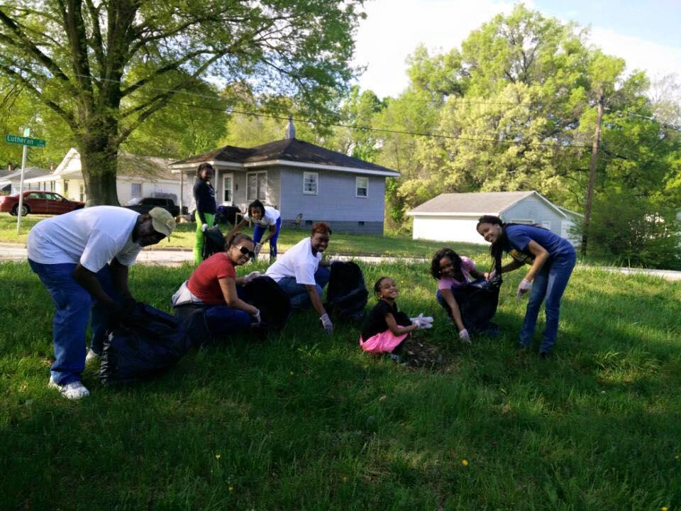 Jonesboro Scott Park - Great American Cleanup (2) - April 2015.jpg