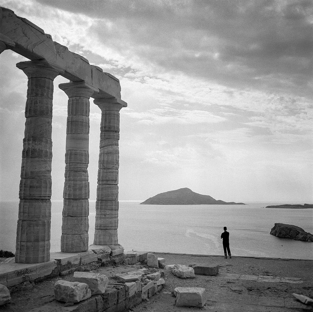 Aegean Memories:  - Photographer Robert McCabe Talks to Yatzer
