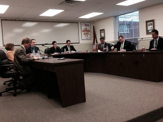 Westlake Ohio City School Board Meeting
