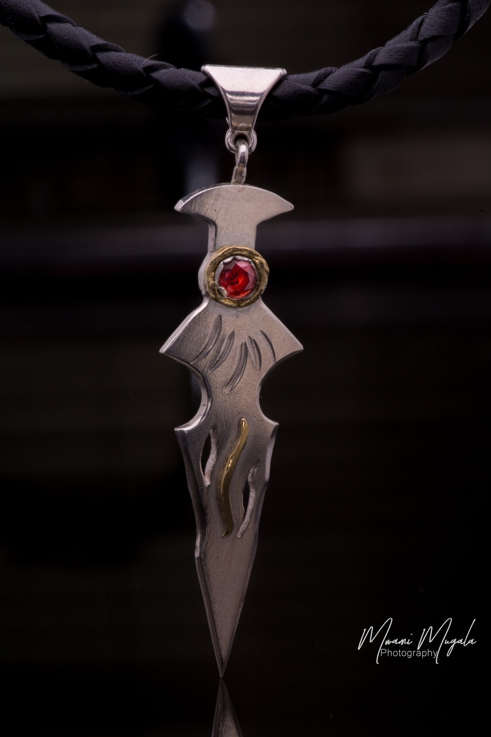 Silver Sword, Warrior's Pendant