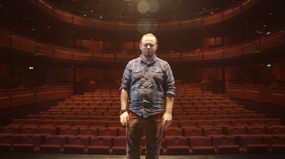 andy kirpatrick theatre