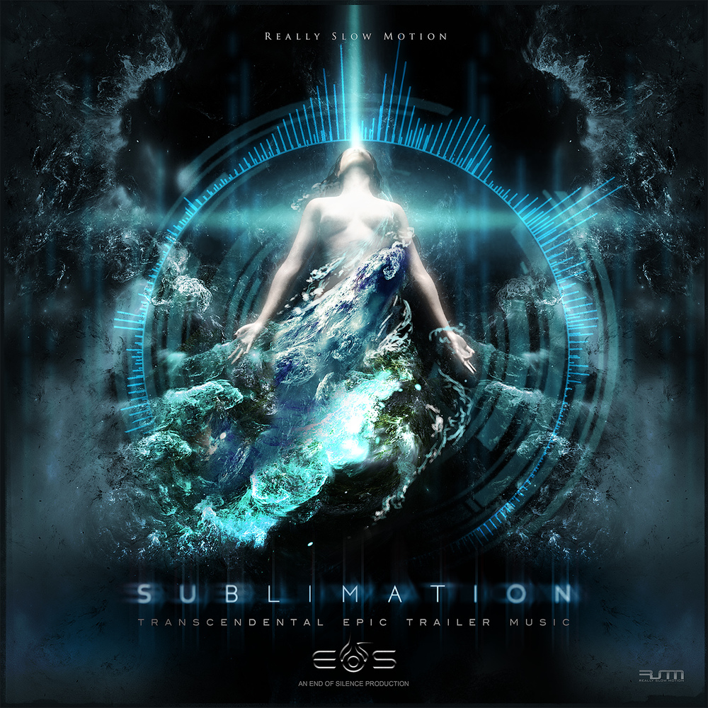 Sublimation, trailer music album release by End of Silence. Cover artist: Walid Feghali.
