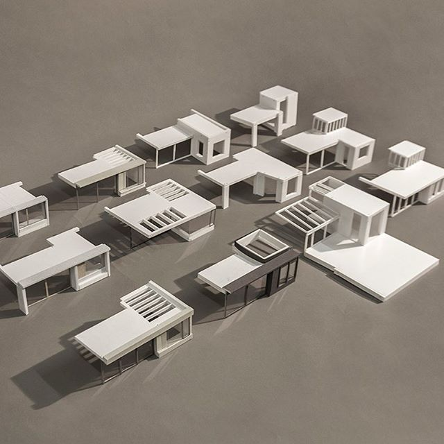 Model studies for a(nother) extension to a listed building in Peckham. Final design coming soon... . . . . . #listedbuilding #dontmoveimprove #southlondon #modelmaking #architecturalmodels #architecturalmodel #londonarchitects #londonarchitecture #extension #londonextension #greygriffithsarchitects #houseextension #homeimprovement #models @r.omidi