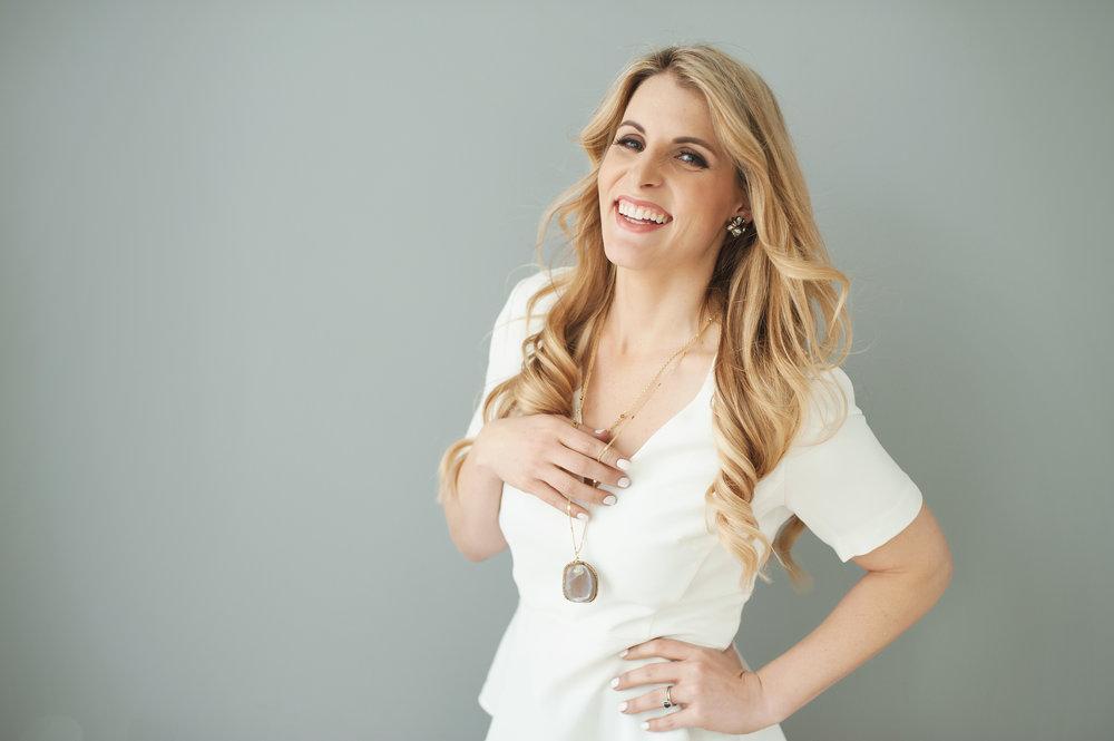 Amber Lilyestrom, Transformational Coach