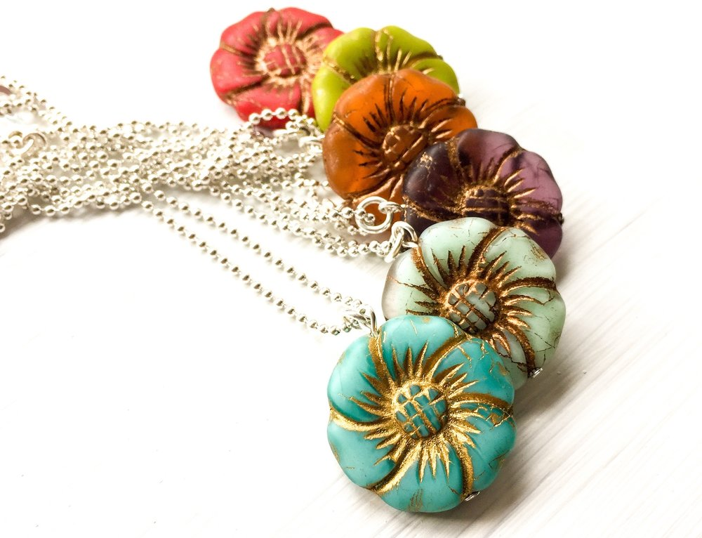 BIG FLOWERS - BRIGHT   EDGY   RETRO..and just £20 each