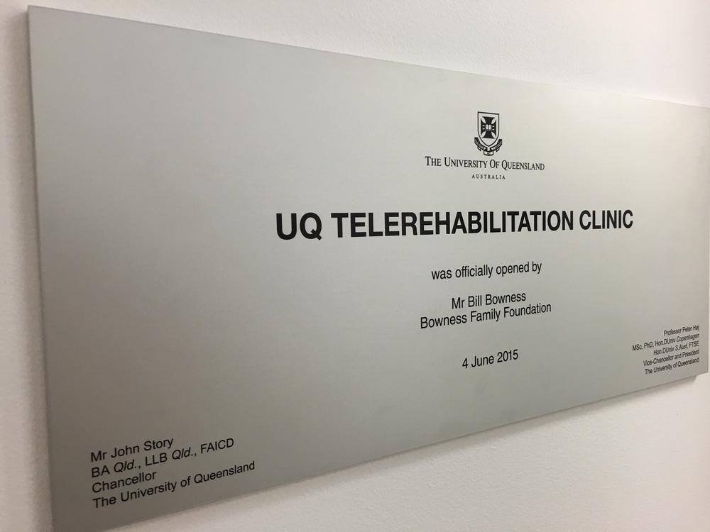 Telemedicine - Telerehabilitation!