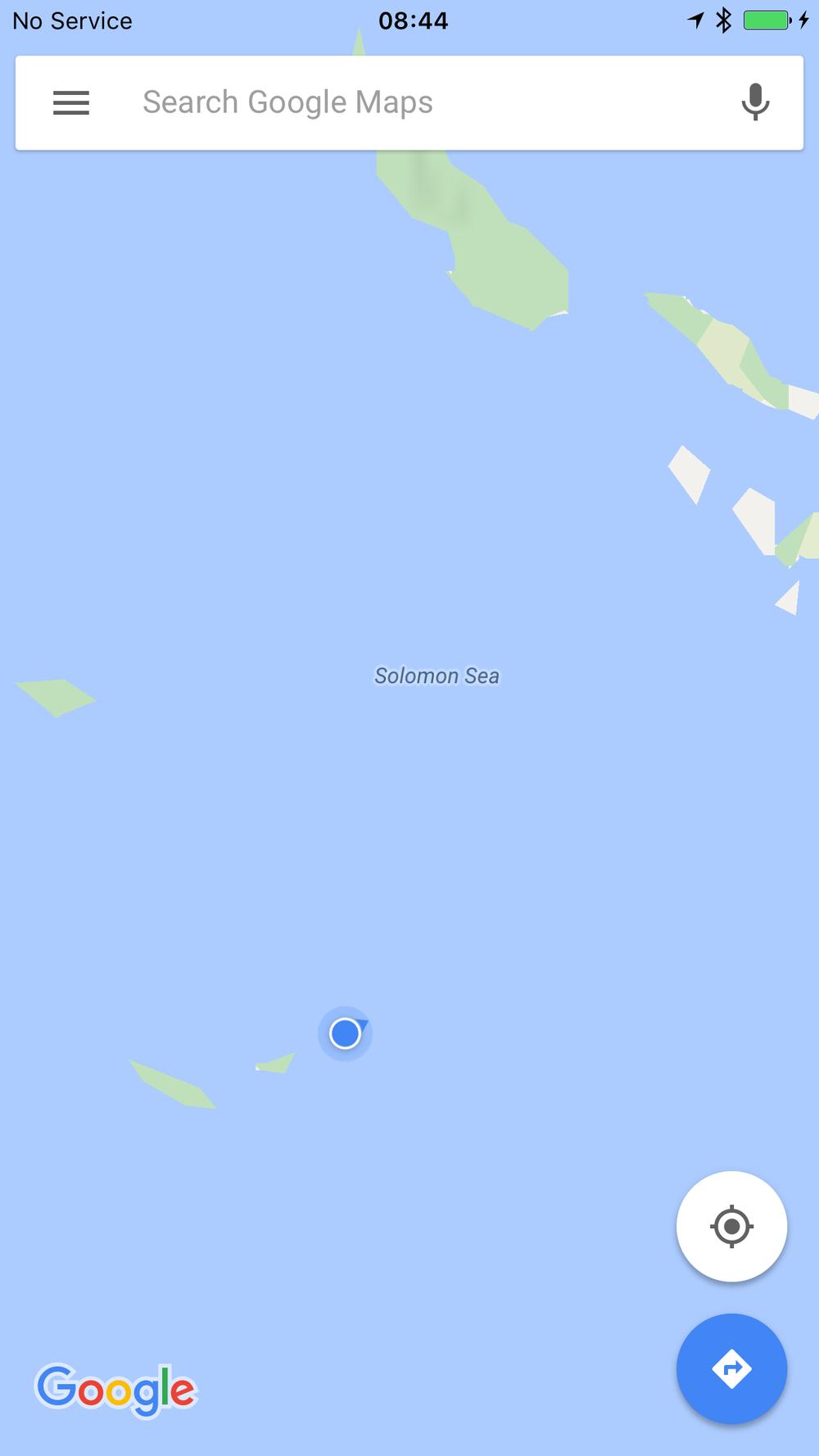 Taluga Island, Papua New Guinea