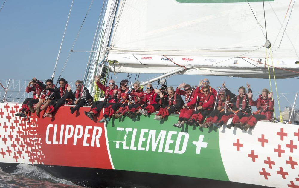 Credit: Clipper Race