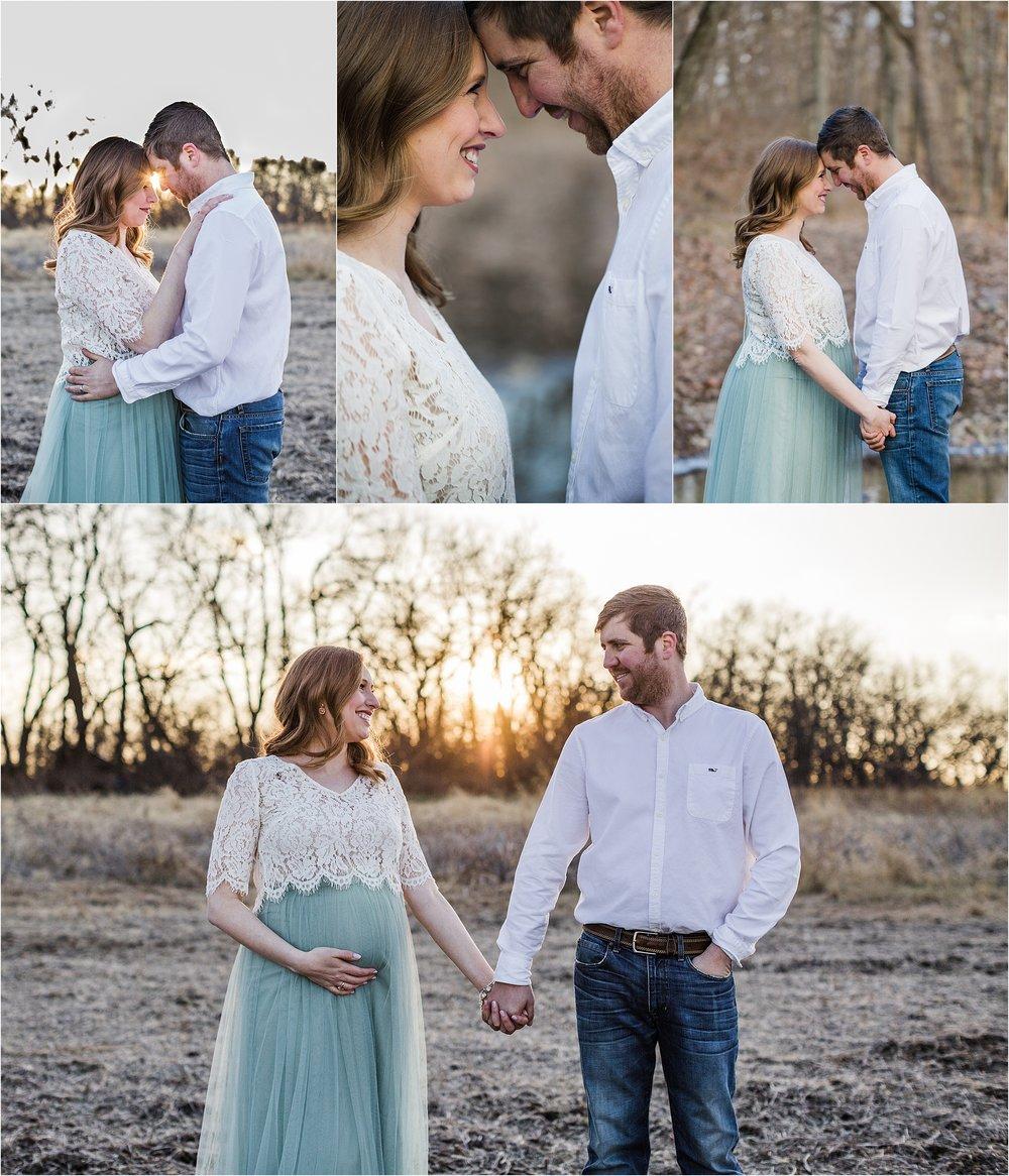 Kansas City Maternity Photographer