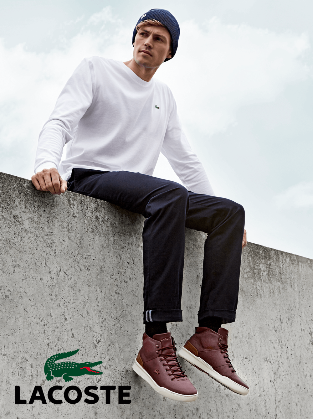 Lacoste x JD Sports<strong>Read More</strong>