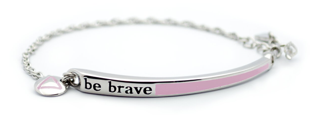 10% of every purchase through Bravelets will be donated to BCRF.
