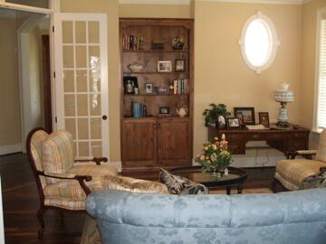 Formal Living Room Greensboro, NC Designer