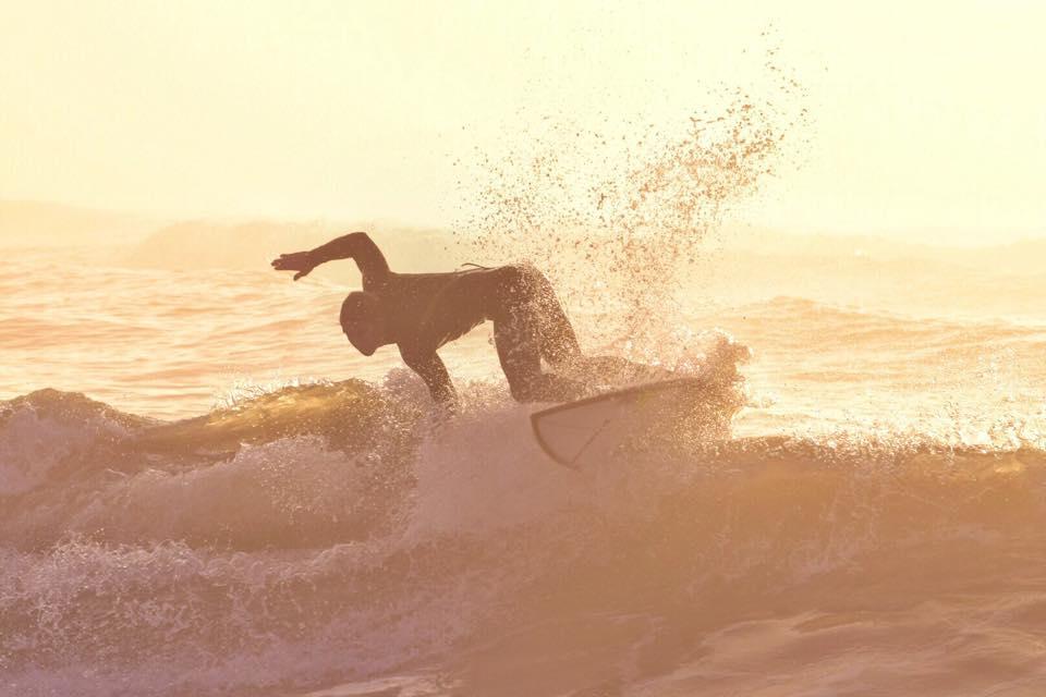 Surfer: Connor Eck || Photo: Tasha Rivard