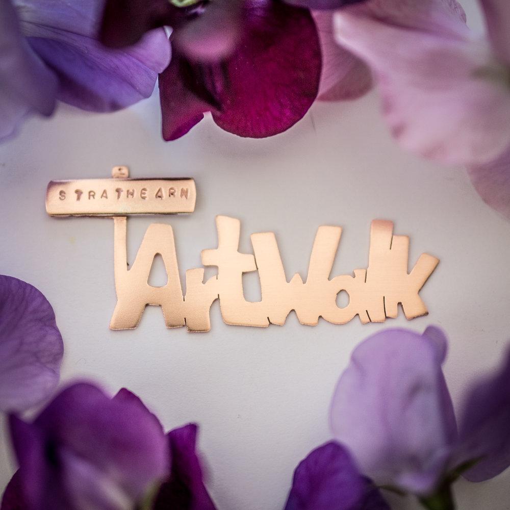 Strathearn Artwalk Logo