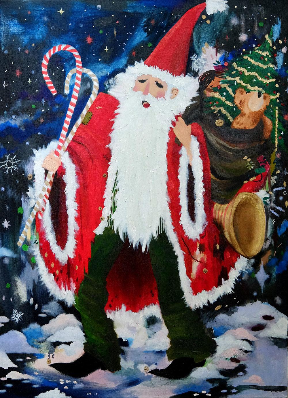 Hobo Santa