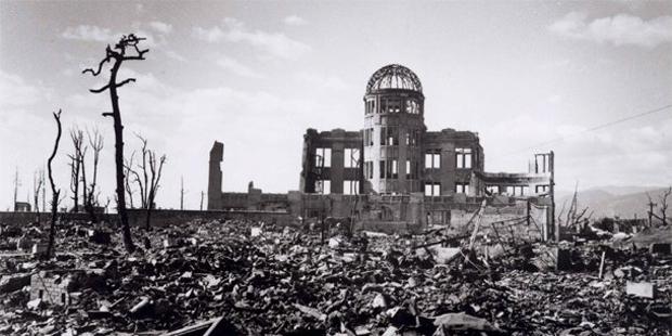 Hiroshima, August 1945