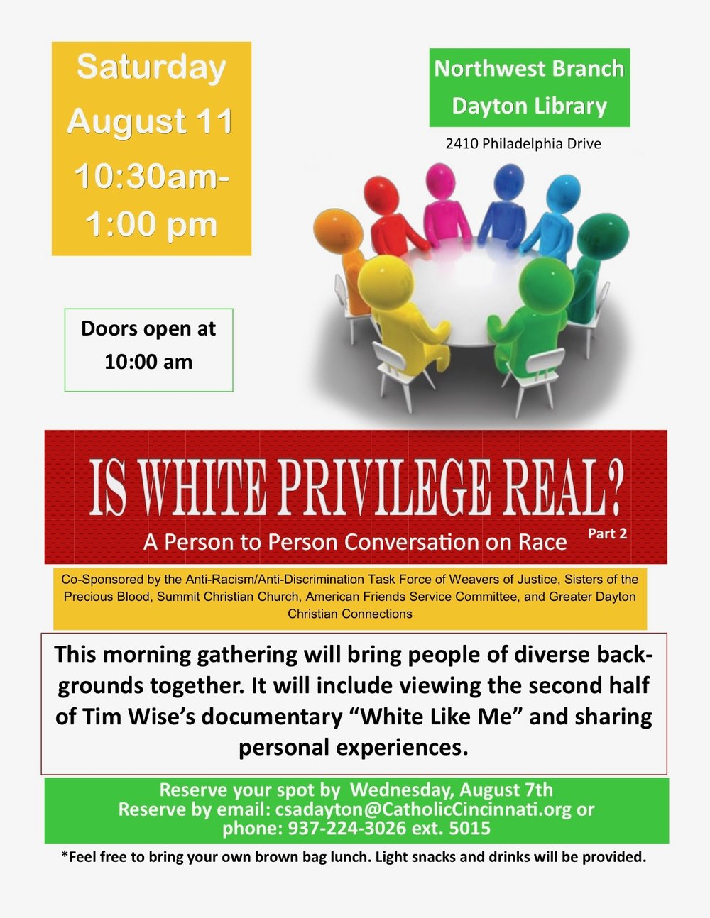 Is White Privilege Real part2 flier.jpg