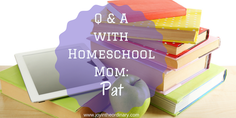 Homeschool encouragement from a homeschool mom