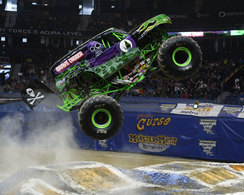 Image from the official Monster Jam website and was taken by Dave DeAngelis