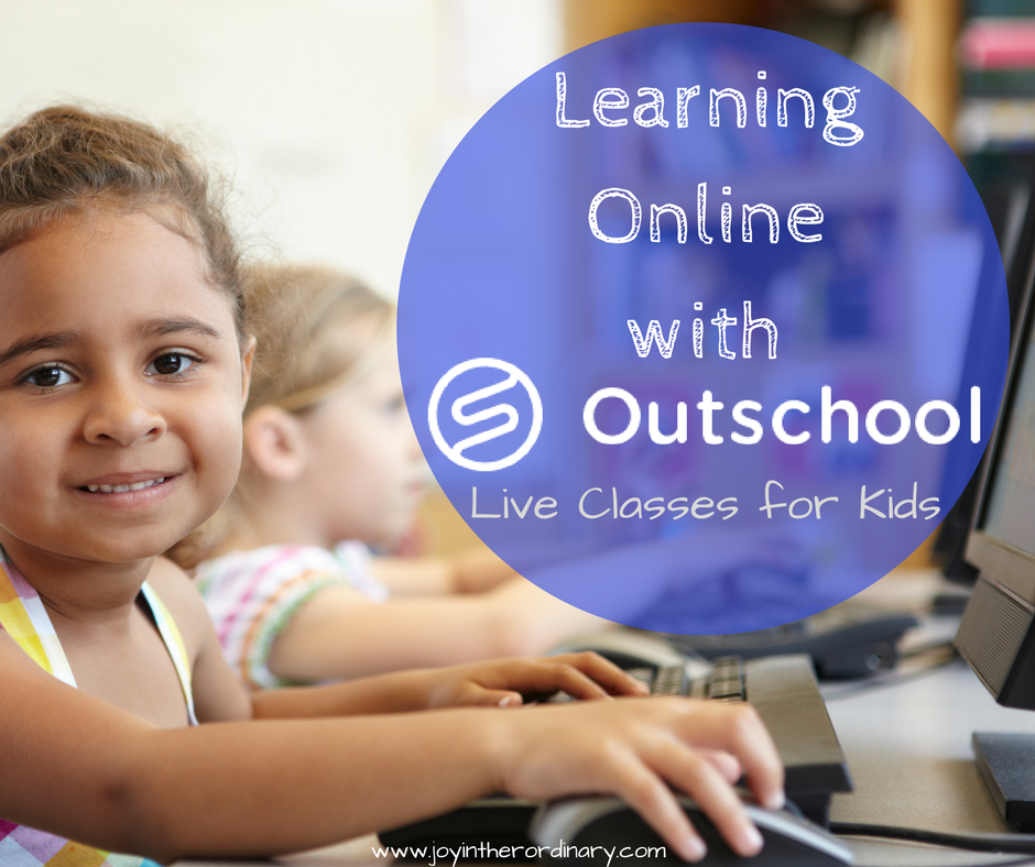 Outschool online classes for kids