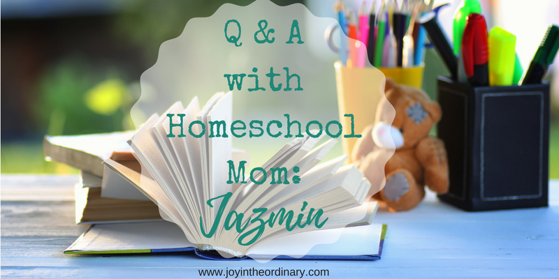 Q & A with African-American Homeschool mom Jazmin from the YouTube Channel McGhee's in the Morning